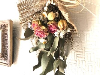 Country Bouquet 【antique pink】の画像