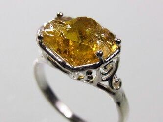 イエロー・トルマリン リング * Tourmaline Ringの画像