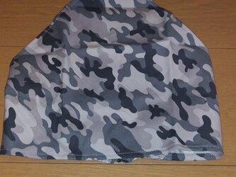 ハンドメイド 子供用三角巾 迷彩柄   の画像