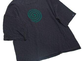 【日本産】蚊取り線香 プリント ビックシルエット Tシャツ Tcollectorの画像