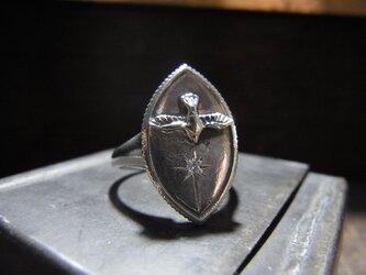 鳩のリング SV古美の画像