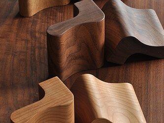 木製ドアハンドル/2本/ドア内外用/DH-VM4S オーク/チェリー/オールナットの画像