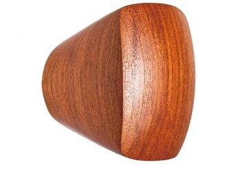 木製コートハンガー/1個/家具つまみ CH-02 オーク/チェリー/オールナットの画像