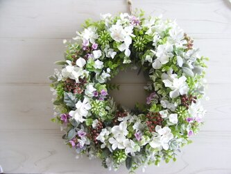green wreath -tro-の画像