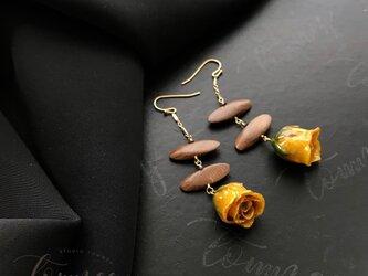 """FRACTION """"Swing yellow rose""""の画像"""