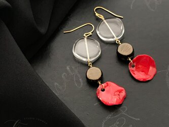 "FRACTION ""Glass rose petals""の画像"