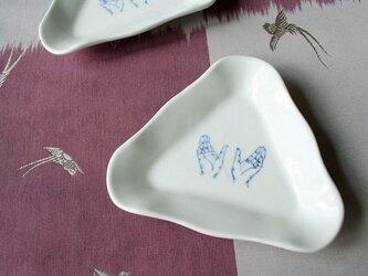 祈りの小皿の画像