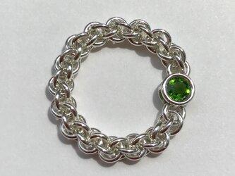 I 様♪御予約作品『 Vitality( inner ) 』Ring by SV925の画像
