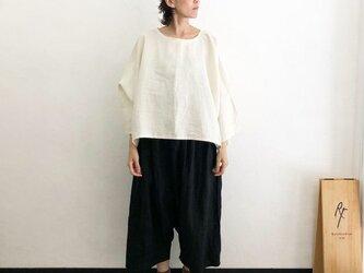 Pablo Shirt - Short   Antique Whiteの画像