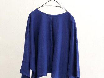 Pablo Shirt - Short   Sapphireの画像