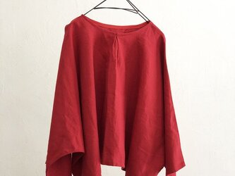 Pablo Shirt - Short   Redの画像