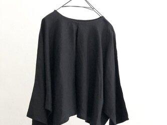 Pablo Shirt - Short   Blackの画像