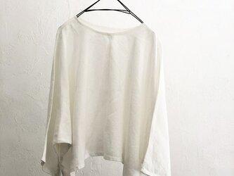 Pablo Shirt - Short   Whiteの画像