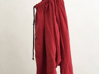 Come Pants   Redの画像