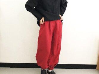 CLOWN pants   Redの画像