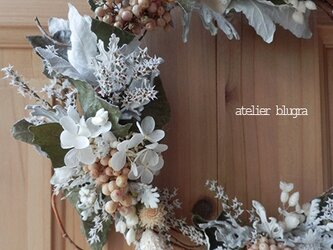 atelier blugra八ヶ岳〜SummerWreath01の画像