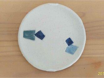 マット小皿①の画像