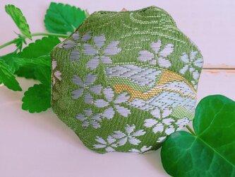 祈りの匂い袋〜香りむすび〜 八角香 抹茶 桜の画像