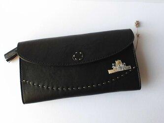 【家のお財布】blackの画像