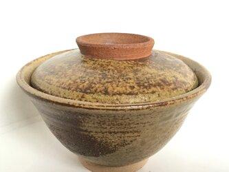 蓋つき  ごはん茶碗7の画像
