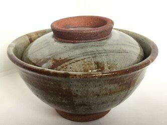 蓋つき  ごはん茶碗8の画像