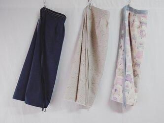 スカートみたいなエプロン 〜くるり〜の画像