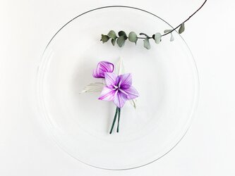 Corsage : 桔梗 (花蕾)の画像