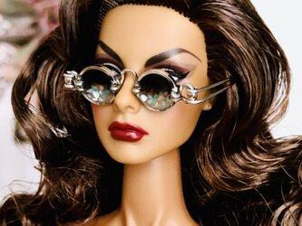 poppy parker サングラス fashion royalty アクセサリーの画像