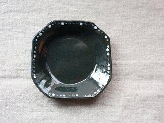水玉角皿の画像