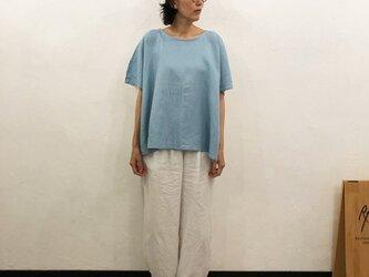 2 FACE BLOUSE   Mizuiro x Whiteの画像