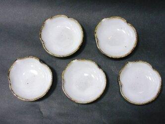 ひょうたん豆皿(斑)の画像