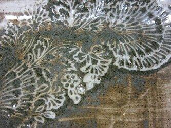 三島唐津陶板5枚組の画像
