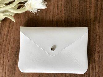 カードケース(白)の画像