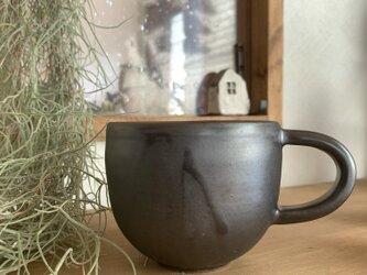 マグカップ チャコールの画像
