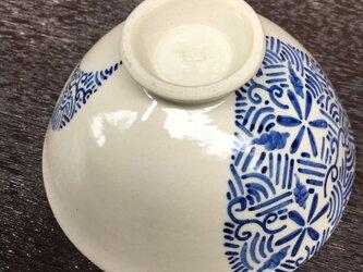 呉須絵 ご飯茶碗の画像