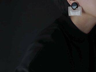 送料無料 puzzle/earring―燦―の画像
