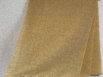 手織りストール SU3の画像