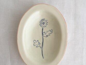 リム小皿(グリーン)の画像