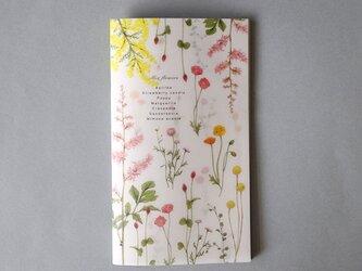明るい花たちの色いろ彩ノートの画像