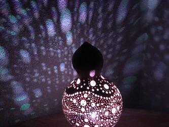 せんなりひょうたんランプ 光のサーカスの画像