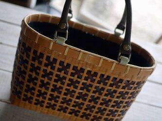 竹籠の画像