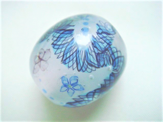 とんぼ玉(花かんざし2)の画像