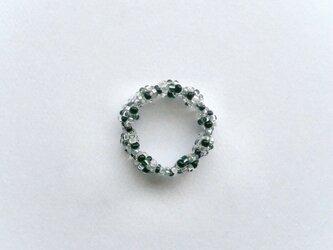 Chain Pattern リング[ゴマフ]の画像