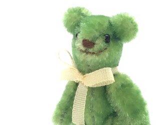 ちびっこベア(緑)の画像