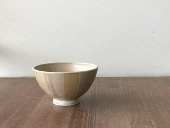茶碗 釉彩縞紋の画像