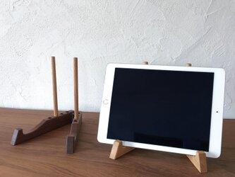 マルチスタンド(タブレットスタンド、額立て、iPadスタンド、イーゼル)の画像