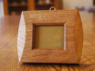 楢の木のミニ額 (MG2)の画像