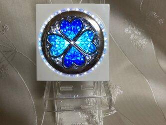 プッシュライト(ブルー)の画像