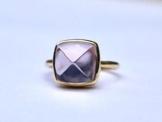 Lavender Quartz Ringの画像