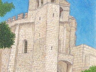 トマールのキリスト教修道院の画像